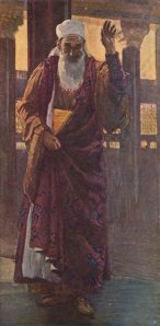 Isaiah by James Tissot (1836–1902)